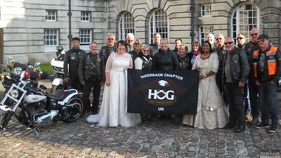 Wedding at County Hall, 25 Aug 2018