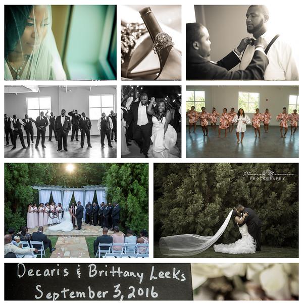 Leeks Wedding 2016