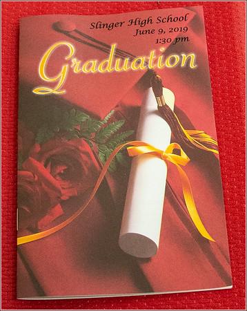 Megan Graduates!