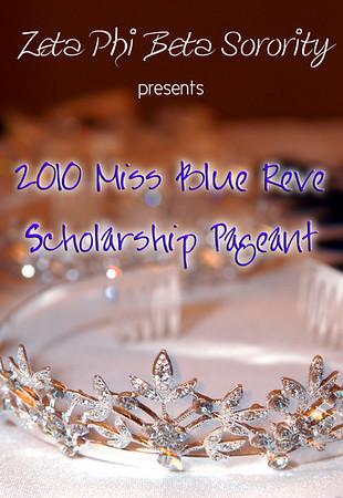 Zeta Pi Beta - Scholarship Pagent