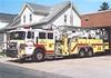Hershey Truck 48 - 1994 Duplex/Saulsbury/Baker 95' (before refurb)