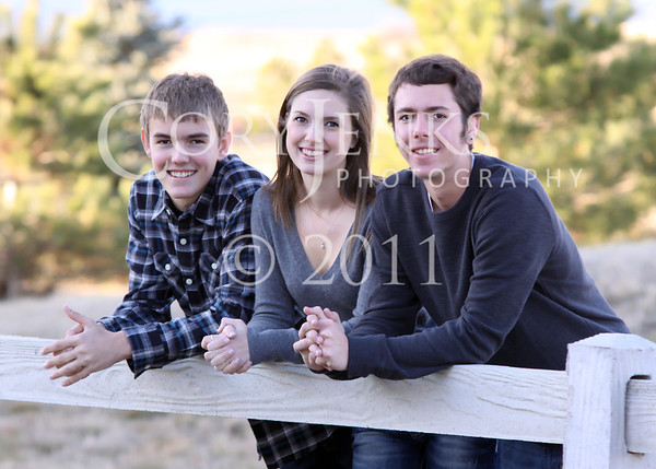Foster Family 2011