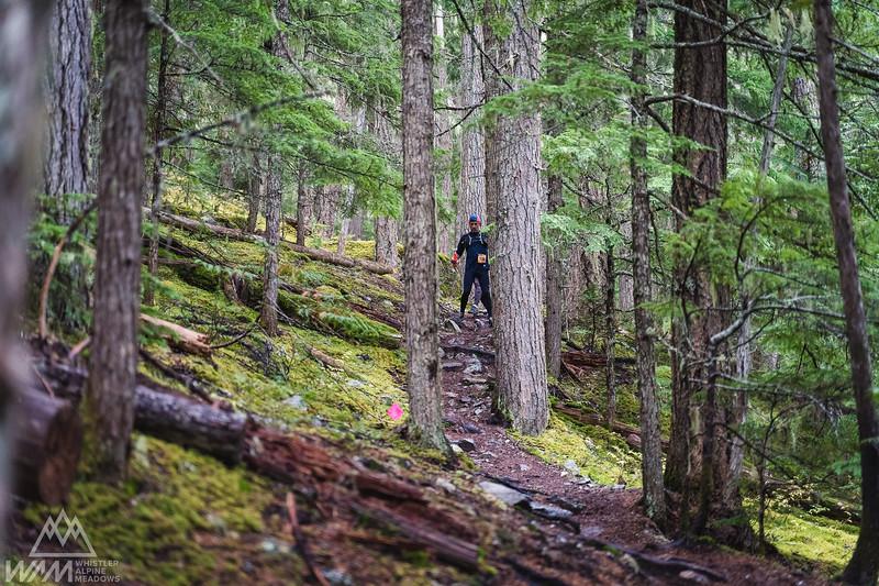 Whistler Alpine Meadows (WAM) 2021 25km