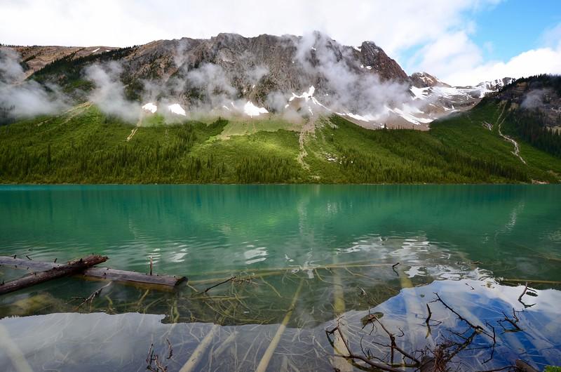 Sherbrooke Lake, Yoho National Park