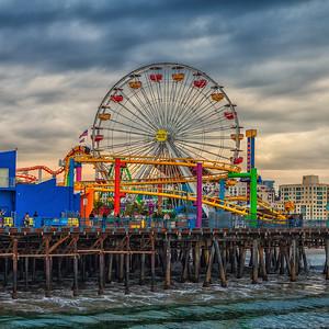 California - Santa Monica