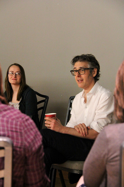 2014 OUAB Presents Ira Glass