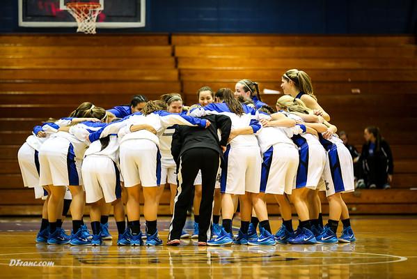 2014-2015 Elizabethtown College Lady Bluejays