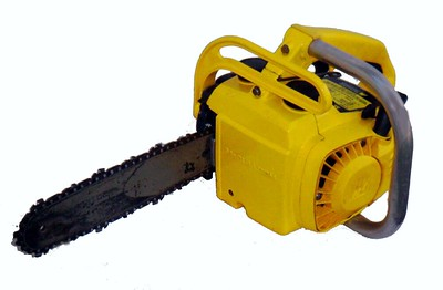 The Little Yellow Chainsaw That Could