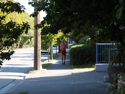 15 September : Along West 6th Avenue, Vancouver, BC