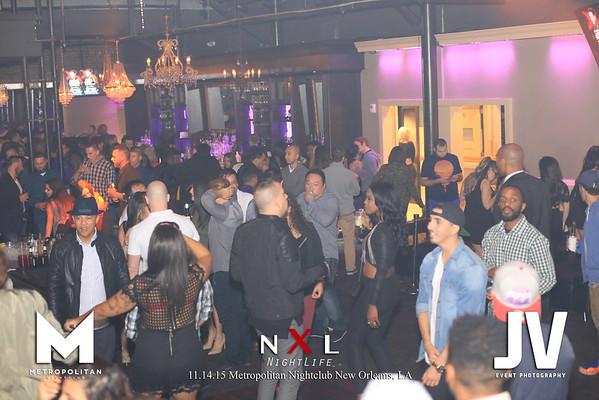 The Metropolitan Nightclub 11.14.15