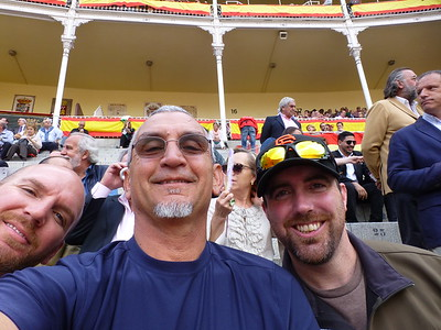 Spain 2016 Bullfight (Not for everyone)