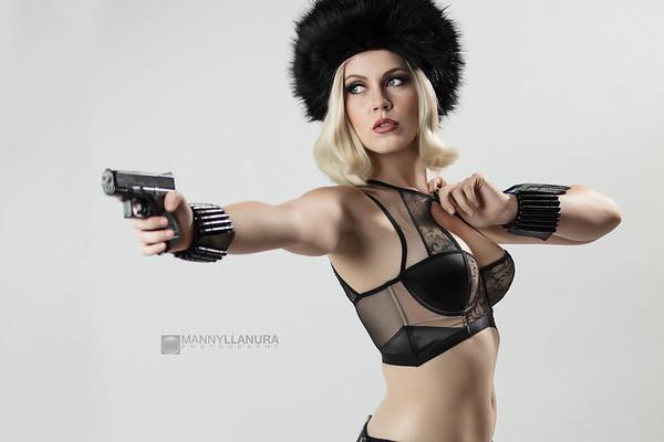 Genevieve Marie Photoshoot Sep 2018