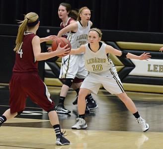 Basketball - LHS Girls JV 2013-14 - Joplin