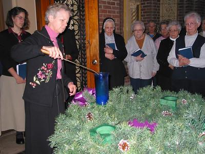 Monastery events around 2003