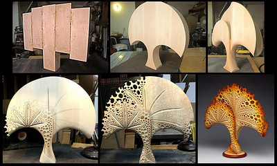 WOW...!! Amazing Wood Work..