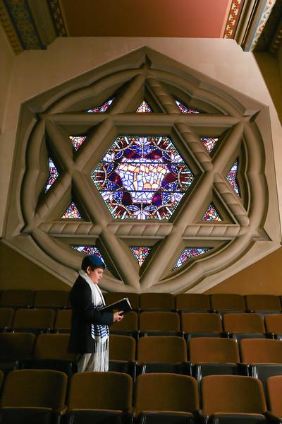 The Isaacs' B'nai Mitzvah 2/10/18