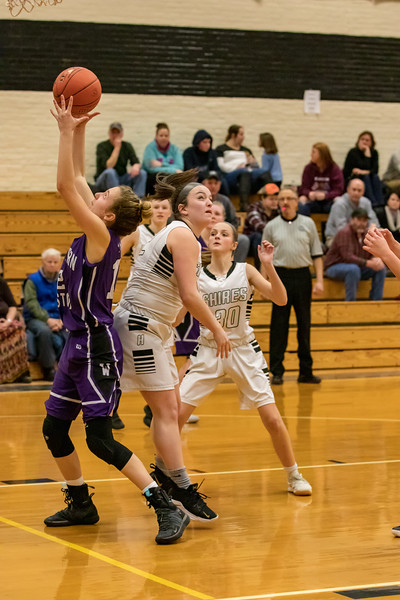 SACS Varsity Girls VS Houlton 1/21/19