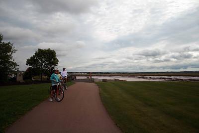 Moncton Bike Path