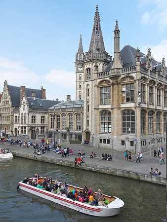 Vendredi 30 mai 2014 - Gent