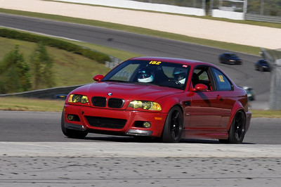BMWCCA O'Fest 2011 -- A Group