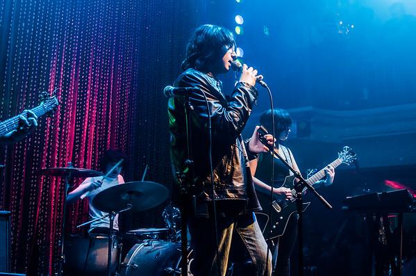 School Of Rock Philly - RAMONES - Johnny Brenda's - April 14, 2013