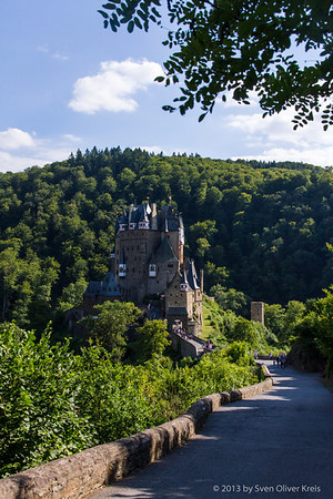 Kloster Maria Laach und Burg Eltz 2012
