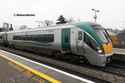 Portlaoise (Rail), 09-12-2016