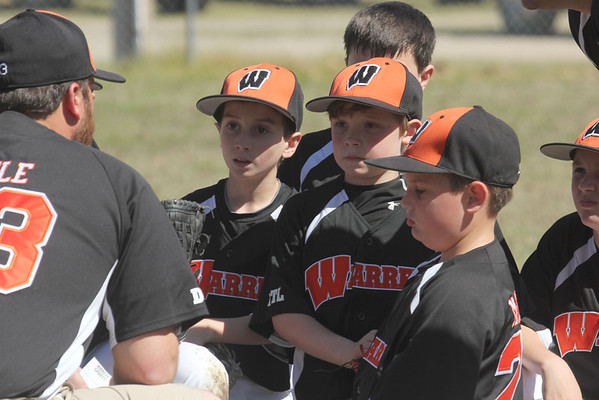 Hamburg tournament - Warren 10u