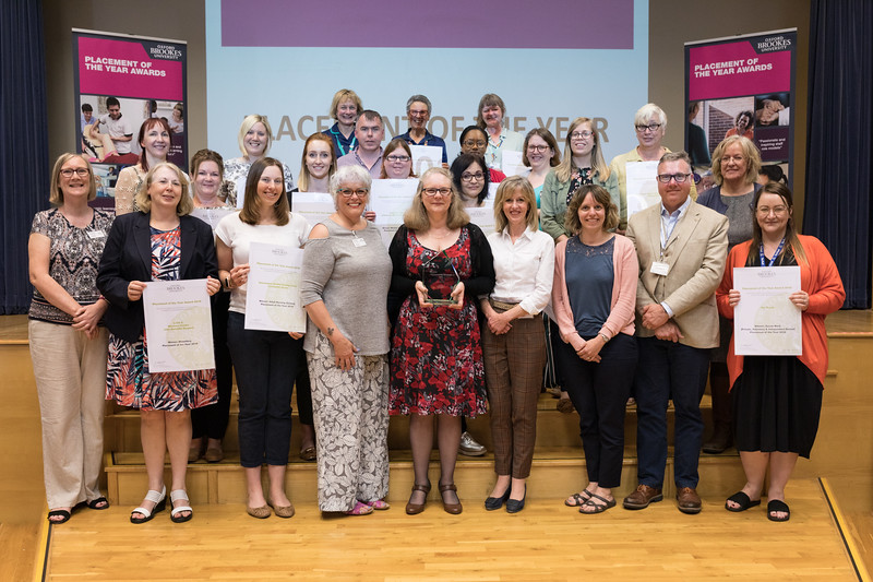 The Winners - Placement of the Year Awards 2019