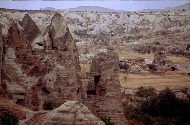 Goreme Valley