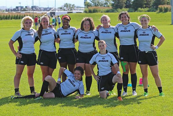 ATAVUS Grey 2015 Denver Seven's Rugby Tournament