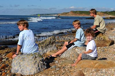 Montauk 2008, The Beach Scene, 08.09.08