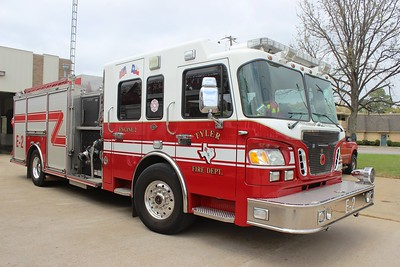 Tyler Texas Fire Department Station 2