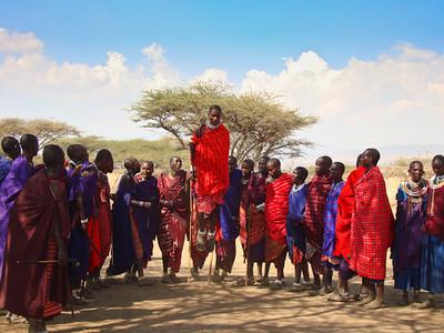 Masai People, Africa