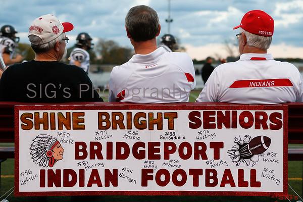 10-17-14 BHS vs North Marion Sr Night