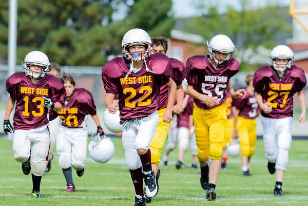 WS MS 7th grade v. Star Valley