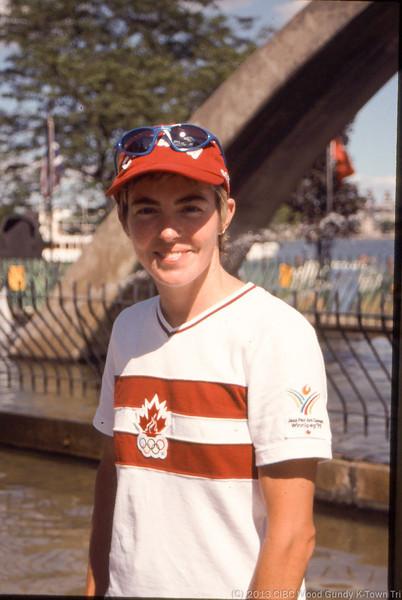 Sharron Donnelly-Canadian Olympian
