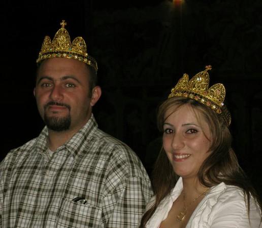 Rumzi & Manal Haddad Wedding Rehearsal March 28, 2008