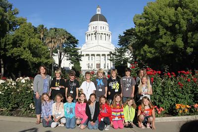 HCS 4th Grade Sacramento Trip