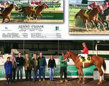 JENNY TUDOR - 11/05/2004