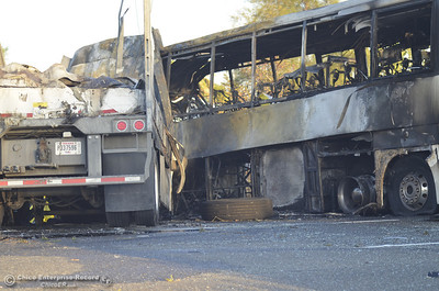 I-5 Bus Crash