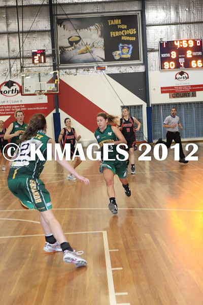 Norths Vs Newcastle 14-7-12
