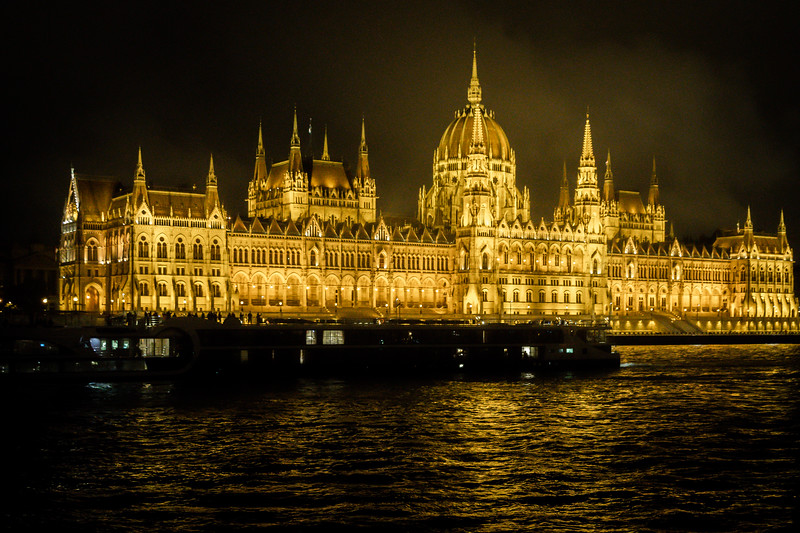 Buda (on the Danube's west bank) and Pest (on the east) were combined in 1873 to create the modern capital city of Budapest.