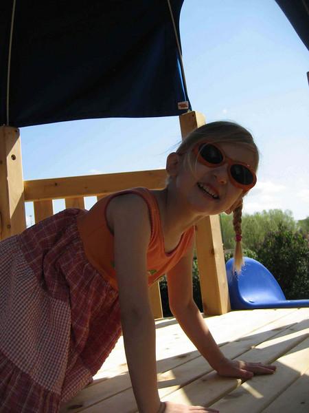 Bella on gazebo deck.jpg