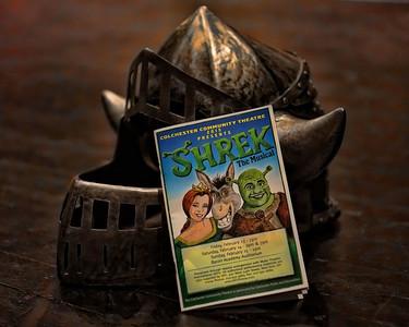 Colchester Community Theater - Shrek The Musical (2015)