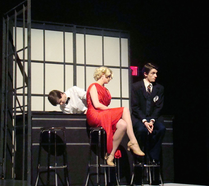 2014 WHS Drama - Anything Goes, Day 1