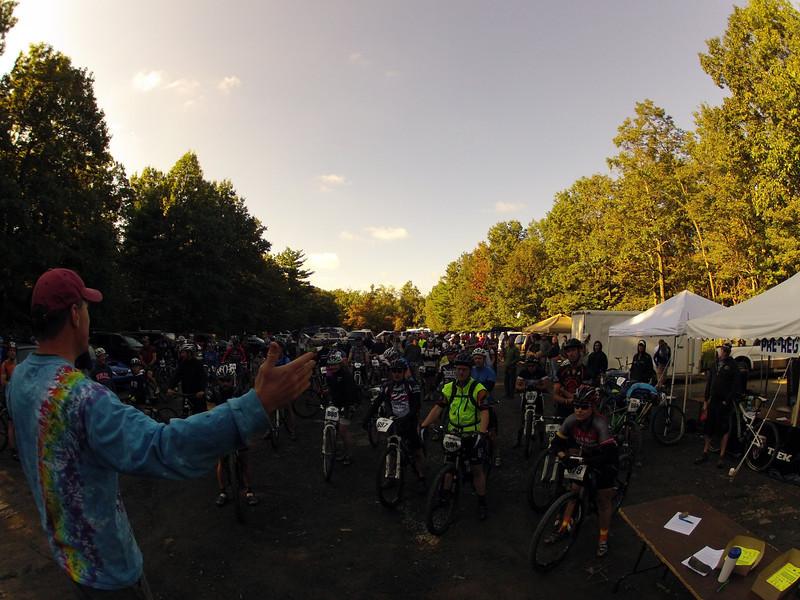 Riders Meeting