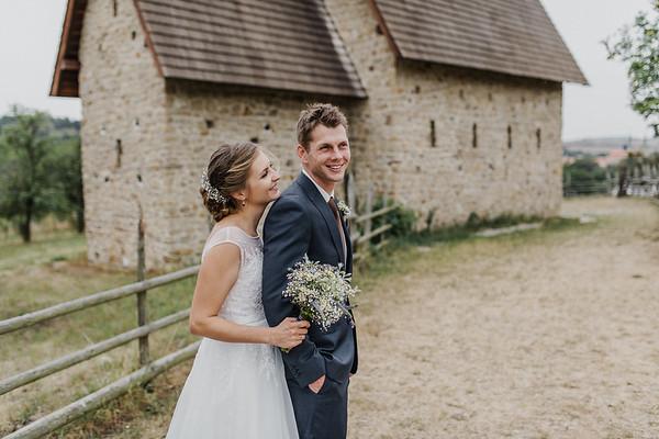Klara & Tomas :: Velehrad 2018