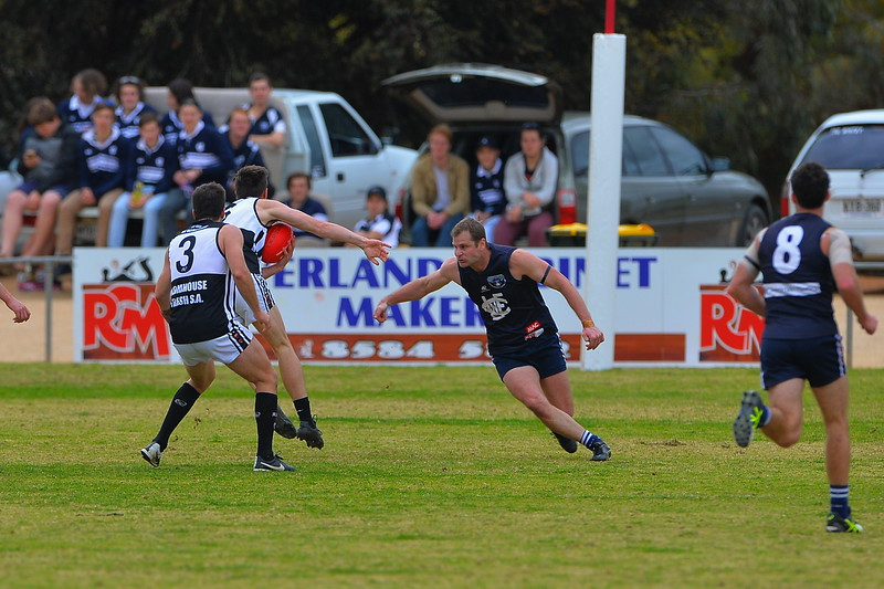 """A"" Grade Loxton North v Waikerie (Round 15)"