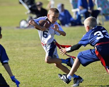 Upward Football  10-22-2016